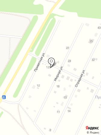 Бизнес-Сити на карте