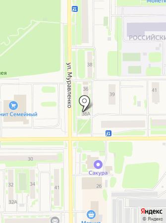 Информационно-Технологическая Сервисная Компания на карте