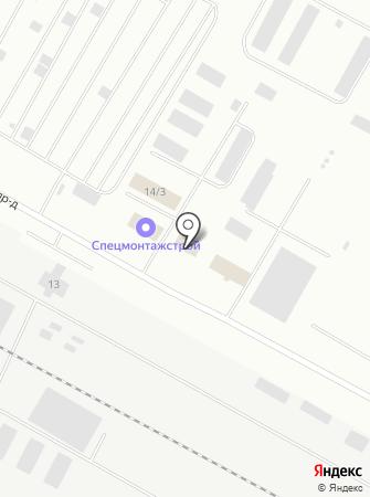 НОРД-ТРЕЙД на карте