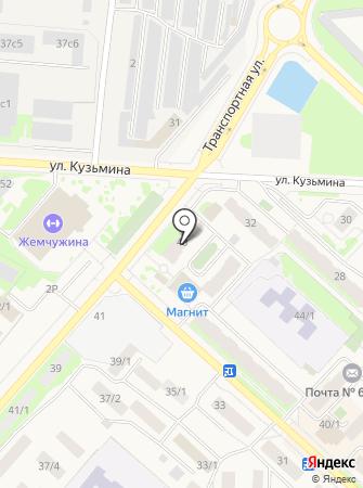 МаксиАвто на карте