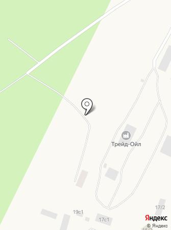 Зеленая долина на карте