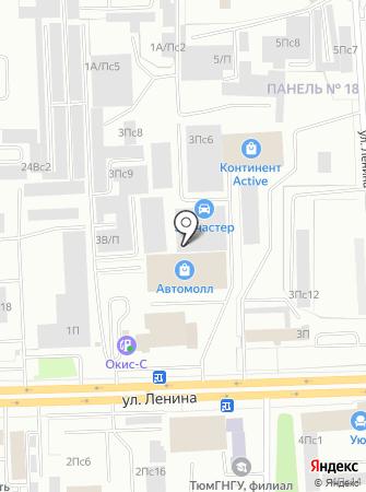 ВОЛЬТАЖ на карте