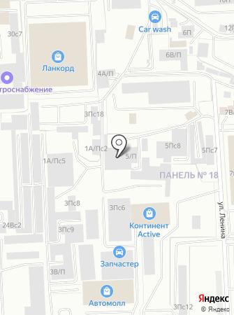 по АТО г. Нижневартовска на карте
