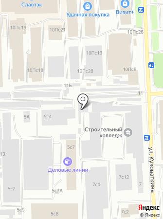Isuzu на карте