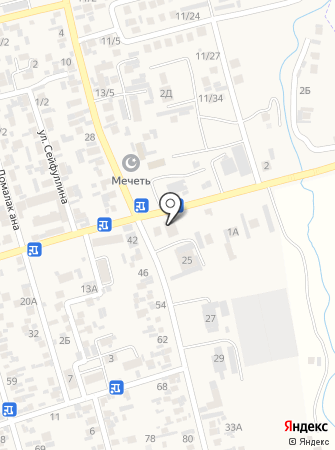 К-дент на карте