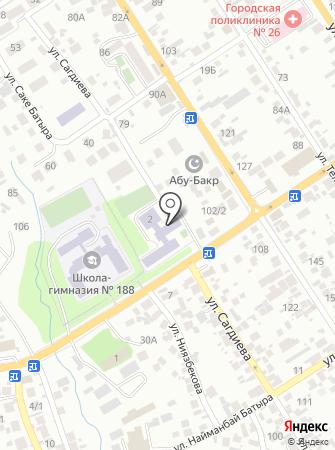 Средняя школа им. Г. Титова с дошкольным мини-центром на карте