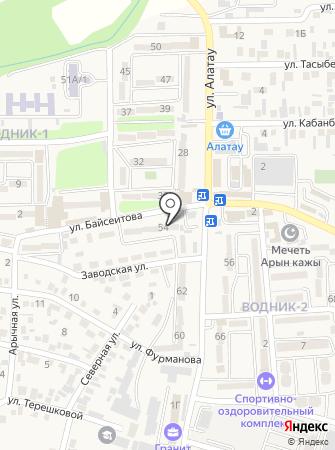 Faberlic, дистрибьюторская компания на карте