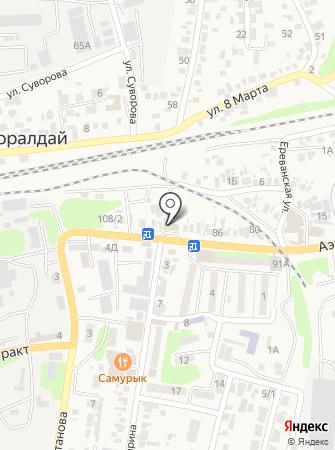 Art taxi на карте