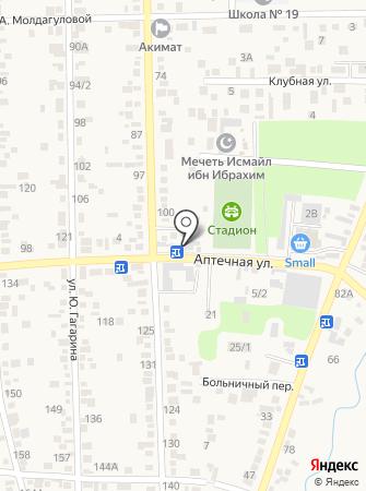 Асен на карте
