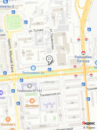 Копировальный салон на карте