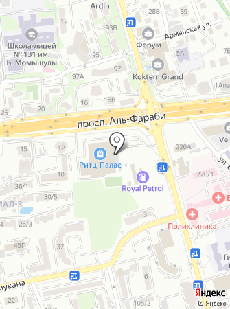 Ln Familly на карте