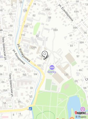 B2B Media Service на карте