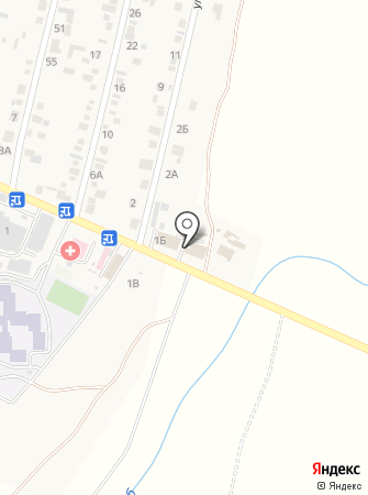 Дарын на карте