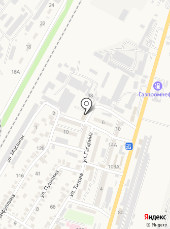 Техосмотр.kz на карте