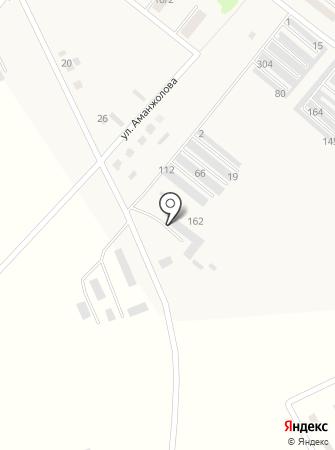 Сабитов Е.Ж. на карте