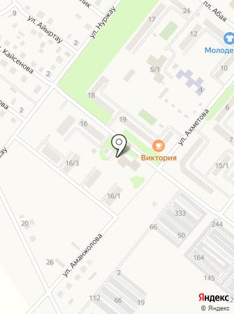 Уланское районное управление по защите прав потребителей на карте