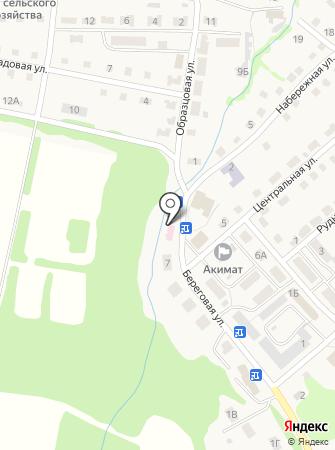Участковый пункт полиции №14 на карте