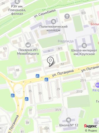 Viacom на карте