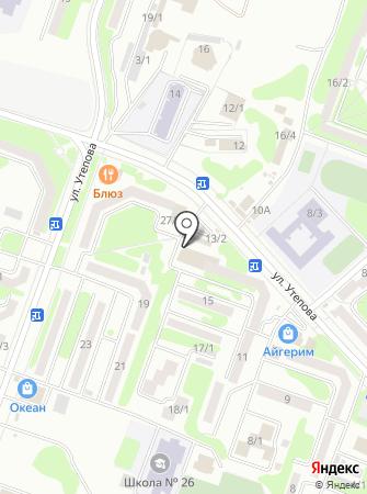 Бутик мобильных аксессуаров на карте