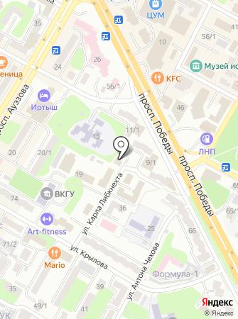 KAZ Design & Development Group, Ltd на карте