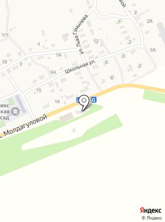ИНПАРТС, ТОО на карте