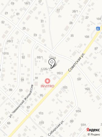 Внуков Д.В. на карте