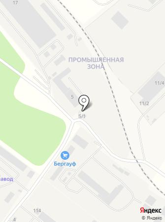 Полипласт-Сибирь на карте
