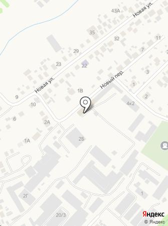 ЛесПром на карте