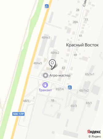 ТрансКомплект на карте