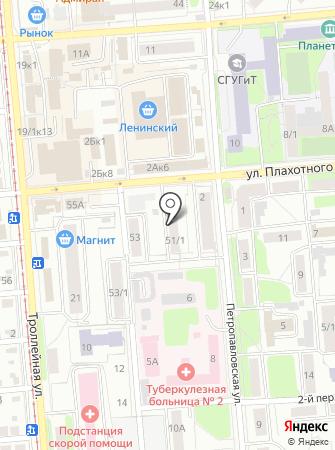 Аварийно-ремонтная служба Содружество на карте