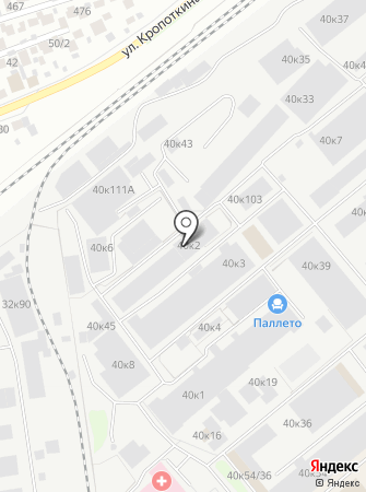 ОРИОН-СТРОЙ на карте
