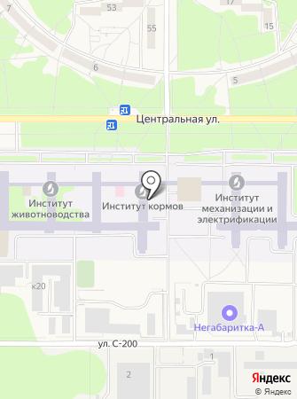 Теплый-Ветер.рф на карте