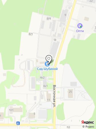 Торсион на карте