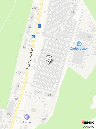 ВерШина на карте