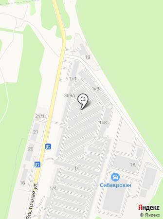 СК-Сервис на карте