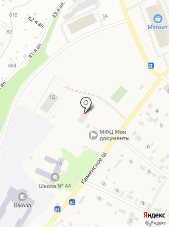 Отделение Милосердия на карте