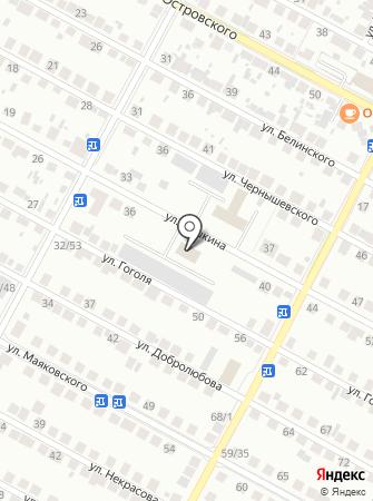 Центр Муниципальных Услуг г. Бердска, МБУ на карте