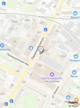 РемБытХолод на карте