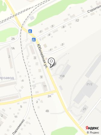 Сибвтормет на карте