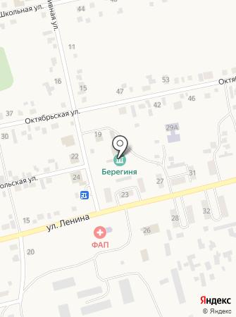 Тальменская сельская библиотека на карте