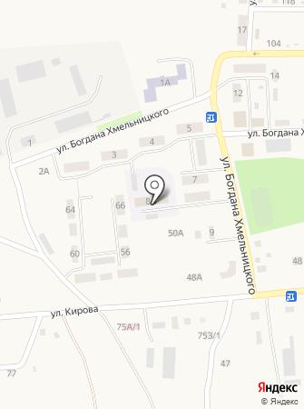 Черепановский специализированный дом ребенка на карте