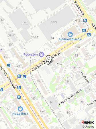 ТехОсмотр ДРОМ на карте