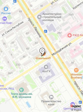 Grill Fest streetbar на карте