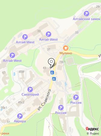 GRATIA на карте