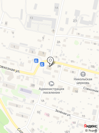 Центр ВЭСС на карте