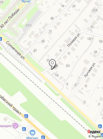 СибБизнесГрупп на карте