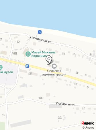 Верх-Обское ЖКХ на карте