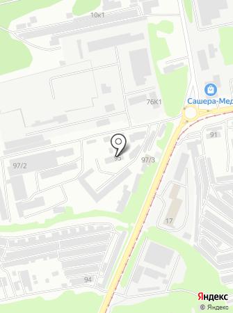 Русклимат на карте