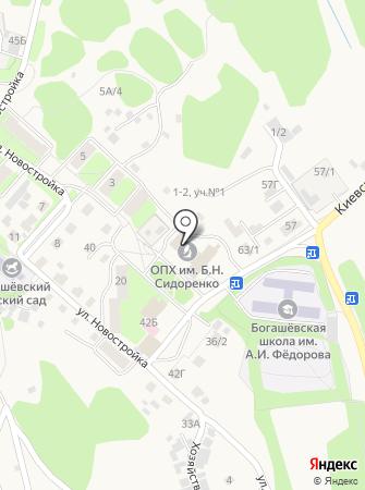 Электрик-Томск на карте