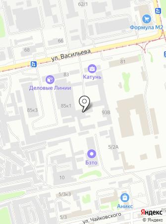 АлтайАвтоСервис на карте